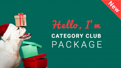 New Membership Package - Category Club Package