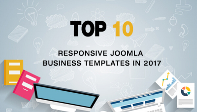 Top 10 best Joomla Business templates in 2017