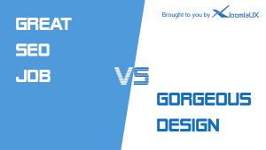 Great SEO vs Gorgeous Design: What is Vital for a Successful Website?