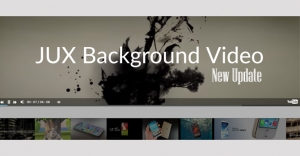 [New Update] JUX Background Video is updated with more functions