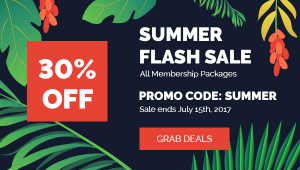 Hot Summer Sale - Saving 30% With JoomlaUX