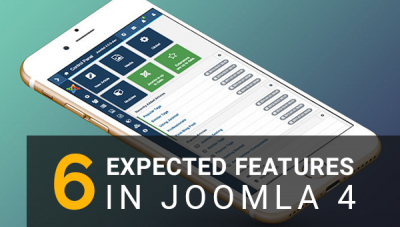 Joomla 4 New Features
