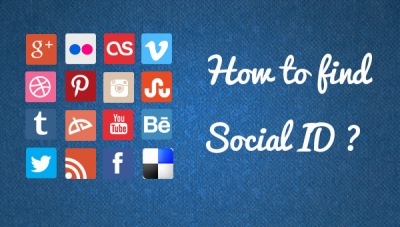 How to get Social ID of your social site