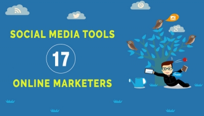 17 Influential Online Marketers And Their Favorite Social Media Tools