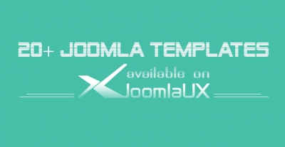 [HOT] Over 20 Awesome Joomla Templates are now available on JoomlaUX