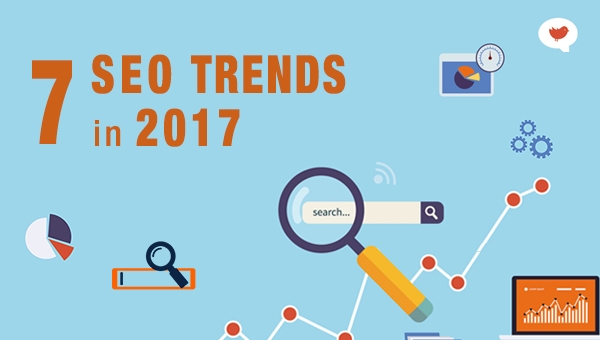 7 SEO Trends in 2017 You Should Know