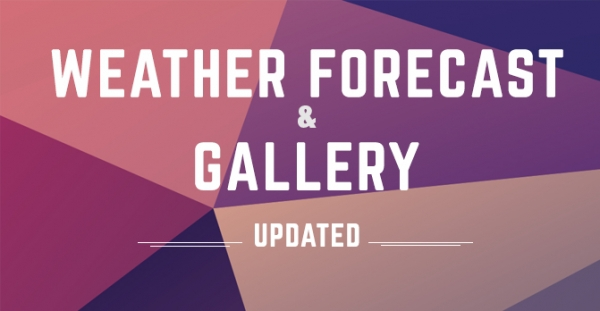 [Update] Huge updates for JUX Weather forecast and JUX Gallery