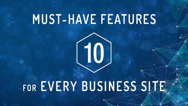 10 Essential Features For Every Business Website [Part 2]