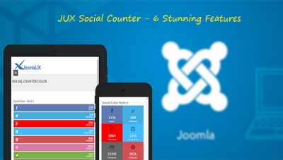 6 Features Make JUX Social Counter Extension Incredibly Different