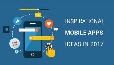Trendy mobile apps