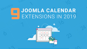 Best Joomla Timetable & Calendar Extensions in 2019